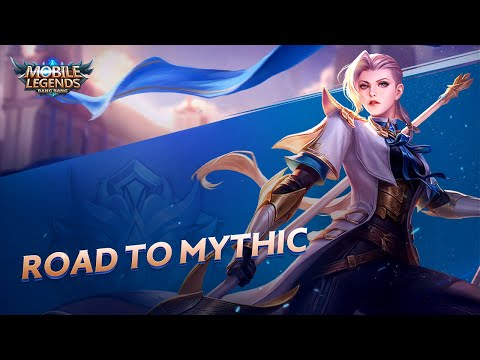 Road to Mythic | Imperial Knightess | Silvanna | Mobile Legends: Bang Bang!
