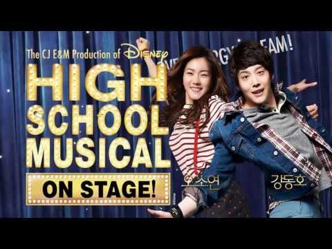 High School Musical- Kang, Dong-Ho, Oh, So-Yeon