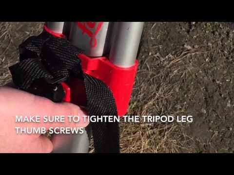 How to set up a Total Station