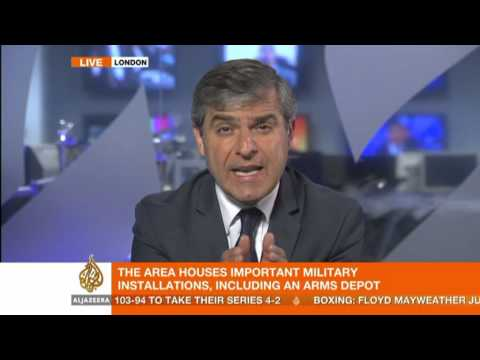 Al Jazeera discusses the potential fall out from the Israeli airstrikes on Syria