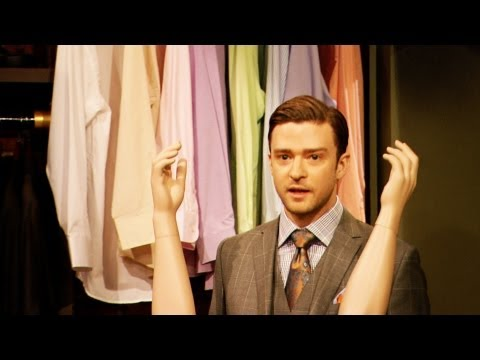 Real People, Fake Arms with Steve Carell and Justin Timberlake, Part 1