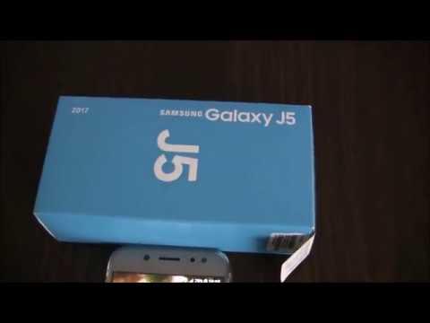 Как заменить внутреннюю память на внешнюю SD карту на Samsung Galaxy J5 2017