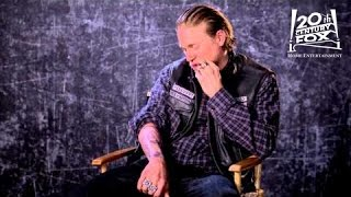 "Sons of Anarchy - Jax ""Memorial Tat"" 