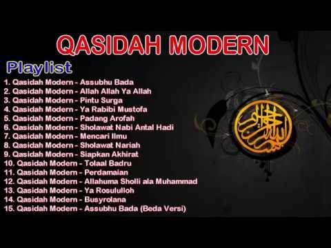 Full Album Qasidah Modern AN NABAWI Terbaru 2016   Playlist Qasidah Modern Terbaik Suara Merdu