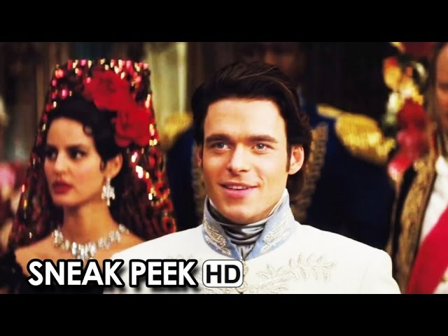Cinderella Official Sneak Peek #1 (2015) - Lily James HD