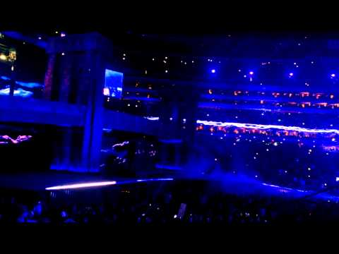 undertaker's wrestlemania 29 entrance (partial)