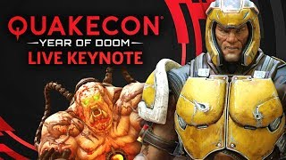 Opening Keynote and DOOM Eternal Panel - QuakeCon 2019