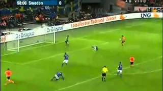 Netherlands vs Sweden 4-1_ UEFA Euro 2012 Qualifiers