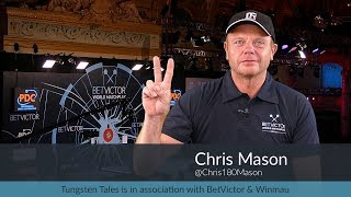 BetVictor World Matchplay 2018 | Review of Day Two with Chris Mason | Darts 🎯
