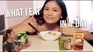 What I Eat in a Day! | Keana Skurla