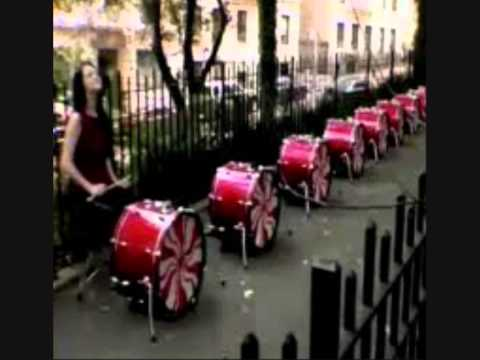 The White Stripes - Hardest Button to Button [HQ]