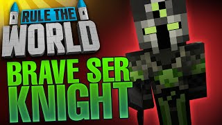 Minecraft Rule The World #15 - Our First Champion