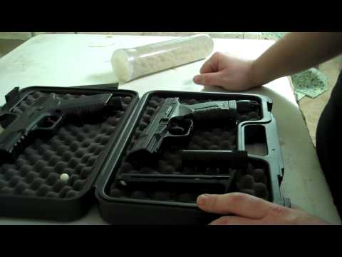 RAP4/RAM Combat Pistol VS P99