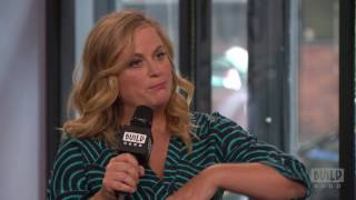 """Amy Poehler & Will Ferrell Stop By To Talk About """"The House"""""""