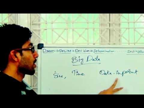 Seminar on BIG DATA by Vamsi | Student of RGUKT IIIT Nuzivid | Compulogix Internship