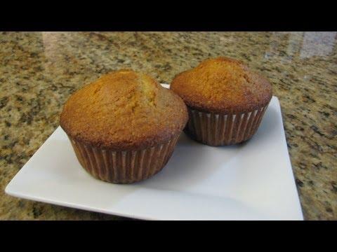 White Chocolate & Orange Muffins - Lynn's Recipes