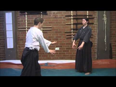 Ogawa Ryu Aikijujutsu August Training Image 1