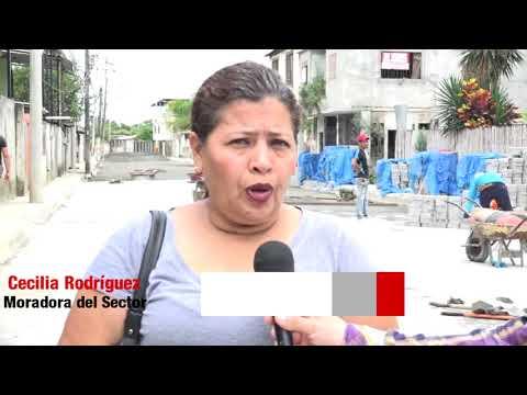Microinformativo Yo Soy de Chone – Trabajos en Potrerillo
