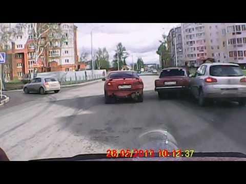 «Авария» Томск 28.05.2013