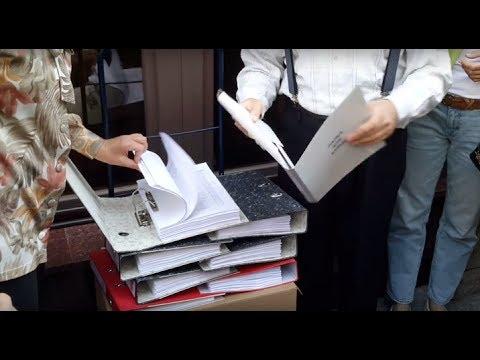 Более 63 ТЫСЯЧ подписей ПРОТИВ т.н.РЕНОВАЦИИ – ДЕПОРТАЦИИ москвичей передано Президенту Путину