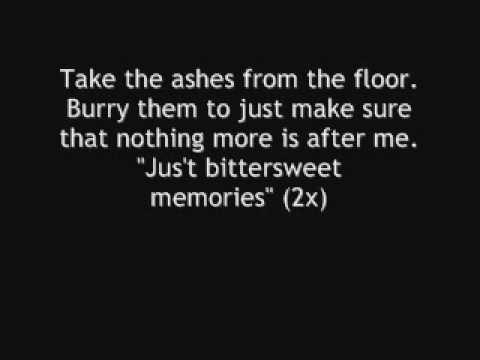 Bullet for my valentine - bittersweet memories (LYRICS and DOWNLOAD LINK)