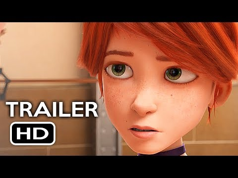 Leap! Official Trailer #3 (2017) Elle Fanning, Maddie Ziegler Animated Movie HD