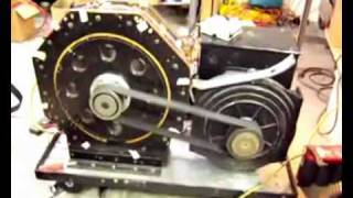 GMC HOLDING CORP ELECTRO MAGNETIC ENGINE