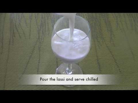 Mint Lassi (Yogurt drink) Recipe - Refreshing summer Drink