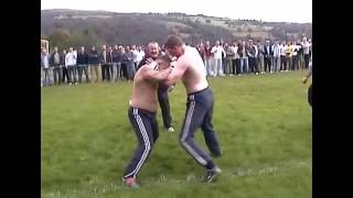 Bare knuckle - Boxer VS Kickboxer - Copyright Footage - Mad Frankie Fraser pick