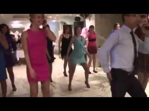 СУПЕР танец на свадьбе!!! РЖАЧ да и только!!