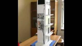 Elevator Model ( school project ) UPT