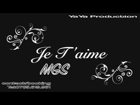 Sonerie telefon » MGS – Je T'aime (Fresh Love Song 2012)