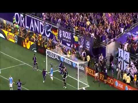 Kaka FREEKICK GOAL EQUALIZER Orlando City vs New York City FC 1-1 HD