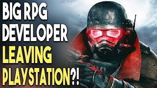 BIG RPG Developer LEAVING PlayStation?! Sega LEAKS PS+ November 2018 Game?!