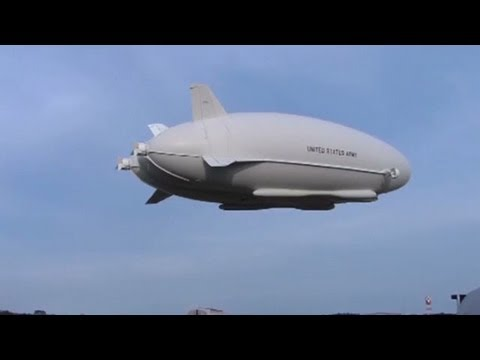 First flight of hybrid airship that can fly for 21 days