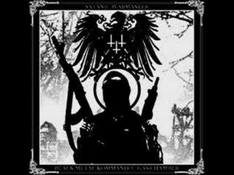 Satanic Warmaster - Distant blazing eyes