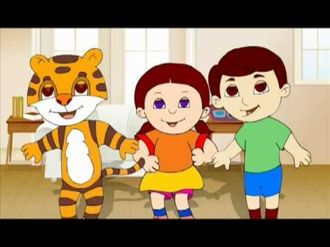 Bengali Nursery Rhyme - Bengali Kid Song - Bengali Cartoon - Amader Ango - Chotto Amra Shishu video