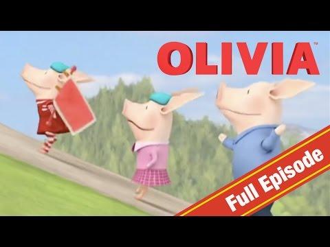 Olivia's Hiking Adventure