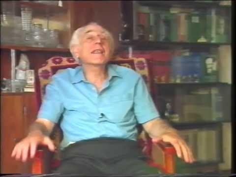 Life story of my grandfather Izaak Israel - part 6. July 1997, Ufa, Russia.