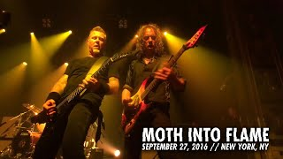 Клип Metallica - Moth Into Flame (live)