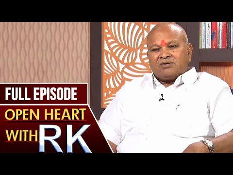 AP BJP State President Kanna Lakshminarayana | Open Heart With RK | Full Episode