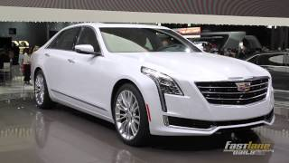 2016 Cadillac CT6 - 2015 NYIAS - Fast Lane Daily