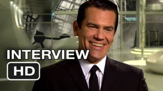 Men In Black 3 (2012) Josh Brolin Interview HD
