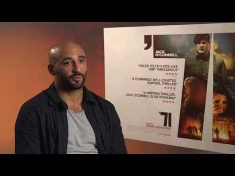 '71 - Interview With Yann Demange & Jack O'Connell
