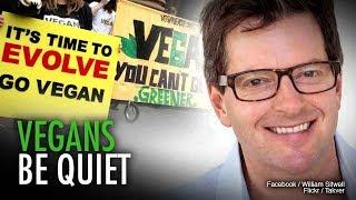 Will vegans please just be quiet? | Jack Buckby