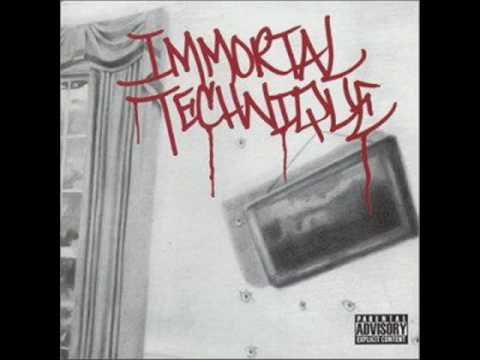 Immortal Technique - Internally Bleeding