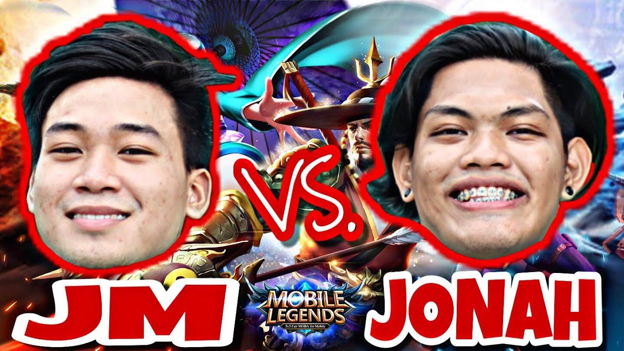 JM VS. JONAH (MOBILE LEGENDS TOURNAMENT)