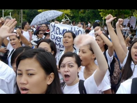 Million People March Against Pork Barrel, Luneta to Mendiola