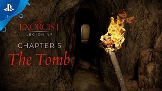 """The Exorcist: Legion VR - Chapter 5 """"The Tomb"""" Teaser 