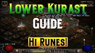 Diablo 2 - Lower Kurast Guide